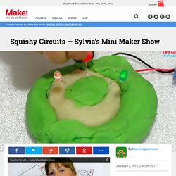 Squishy Circuits - Maker Education
