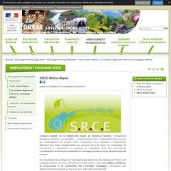 SRCE Rhône-Alpes