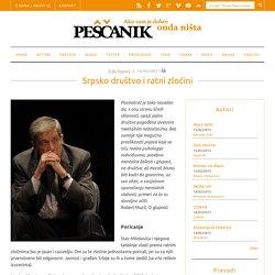 Srpsko društvo i ratni zločini