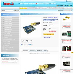 SRW1042 5000m Wireless Transmission Module - emartee.com