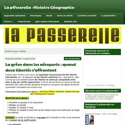 4ème » 3/6 » La p@sserelle -Histoire Géographie-