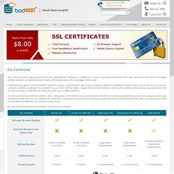 SSL Certificate - bodHOST