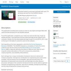 SSURGO Downloader