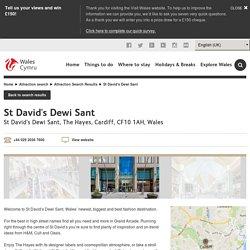 St David's Dewi Sant