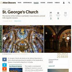 St. George's Church – Topola, Serbia