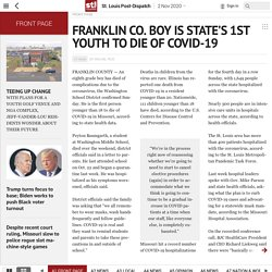 St. Louis Post-Dispatch e-Edition