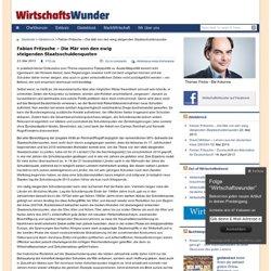 Fabian Fritzsche – Die Mär von den ewig steigenden Staatsschuldenquoten