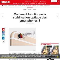 Comment fonctionne la stabilisation optique des smartphones ?