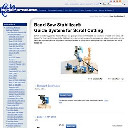 Stabilizer Demo Videos by Carter Products