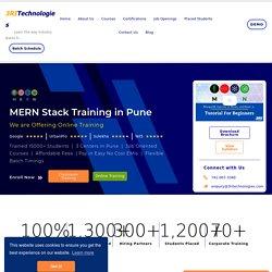 MERN Stack Training in Pune
