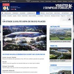 Un Stade 2.0/Elite UEFA de 58.512 places