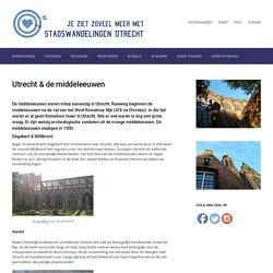 Stadswandelingen Utrecht