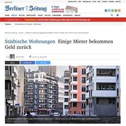 Städtische Wohnungsgesellschaften in Berlin: Miete soll vorerst nicht erhöht ...