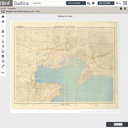 Stadtplan von Toulon