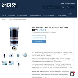 Buy 8 Stage Water Filter Australia