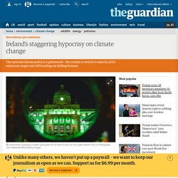 Ireland's staggering hypocrisy on climate change