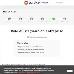Stagiaire : rôle, droits et devoirs - Ooreka