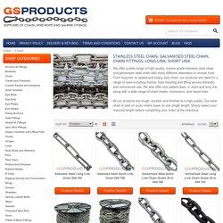 Stainless Steel & Galvanised