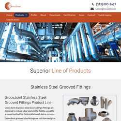Buy Stainless Steel Press Style Fittings