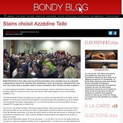 Stains choisit Azzédine Taïbi