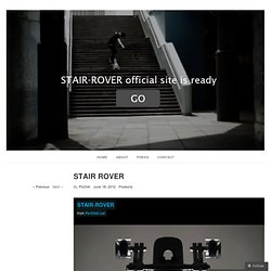 STAIR ROVER