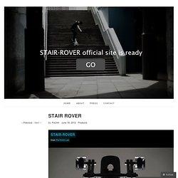 STAIR ROVER « PoChih Lai
