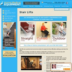 Home Stairlift, Stairway Chair Lift in Long Island, New York