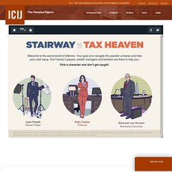 Stairway to Tax Heaven · ICIJ