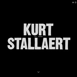 Kurt Stallaert - Photographer/Director