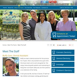 Stamford CT Dental Assistant - Buffy Zaro, Jessica Kalakay & Karen Corsell