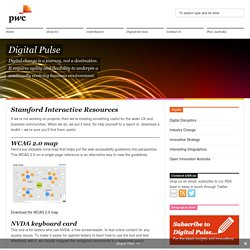 Stamford Interactive Resources - Digital Pulse
