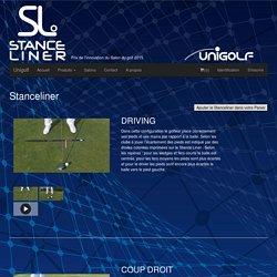 Stanceliner - Améliorez votre swing au golf grâce à un outil inédit