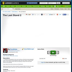 The Last Stand 2 | Action Games