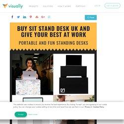 Sit Stand Desks UK - Deskmate