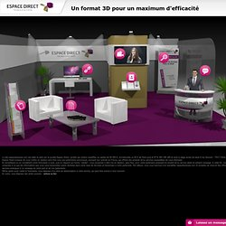 Stand Espace Direct