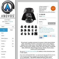 STAR WARS™ - Darth Vader Standalone Helmet - Standard Line (Pre-Order)
