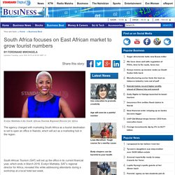 South Africa focuses on East African market to grow tourist numbers