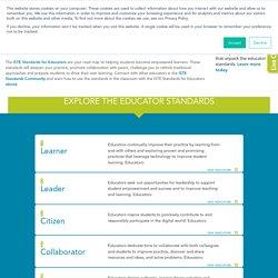 Standards For Educators