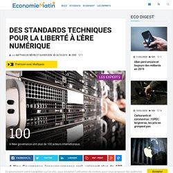 Des standards techniques pour la liberté à l'ère numérique