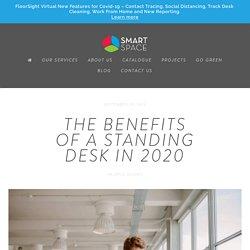 Standing Desk Benefits 2020