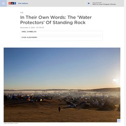 Standing Rock Protesters Remain At Dakota Access Pipeline Site, Despite Warnings. Here's Why
