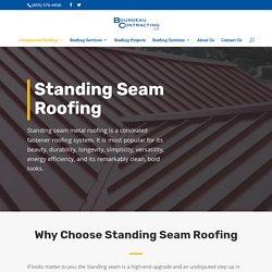 Standing Seam Roofing Contractor