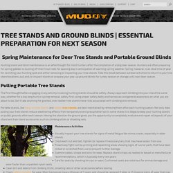 Essential Preparation for Next Season - Muddy
