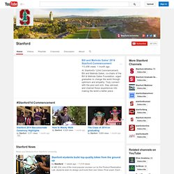 StanfordUniversity's Channel
