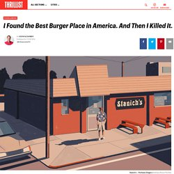Will Stanich's Ever Reopen? Why America's Best Burger Spot Closed Down
