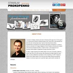 About Me - Stanislav Prokopenko - Russian Fine Art Painter