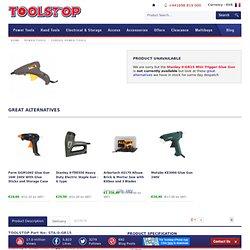 Stanley 0-GR15 Mini Trigger Glue Gun (GR-15) - STA0GR15