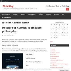 Le cinéma de Stanley Kubrick – PhiloBlog