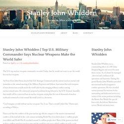 Stanley John Whidden