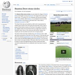 Stanton Drew stone circles - Wikipedia, the free encyclopedia - Waterfox